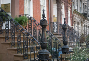 Brooklyn front steps