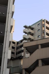 Fukuoka towers