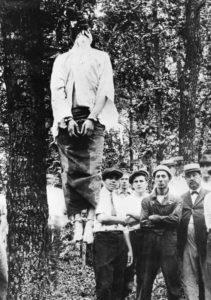 Photo of lynching